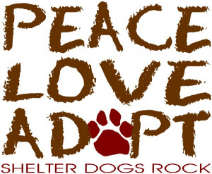 Furry Friends Friday - October is Adopt-A-Pet Month
