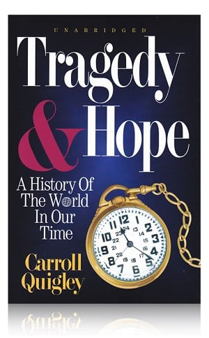Tragedy & Hope -- Hardcover Book