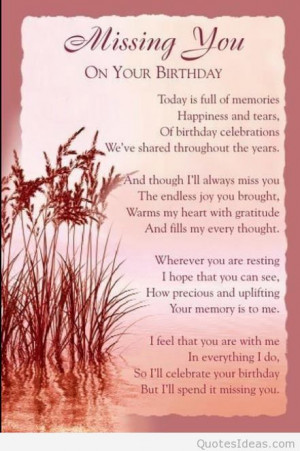Happy Birthday in Heaven Brother Quotes Happy Birthday my Brother