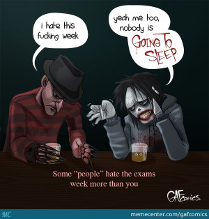 Freddy Krueger Funny Memes