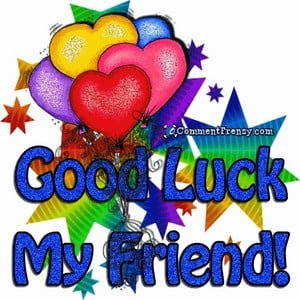 Good Luck Quotes and Sayings.