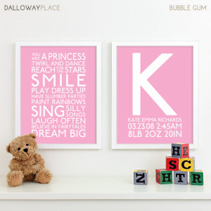 Baby Girl Shower Quotes Gift for girl baby shower