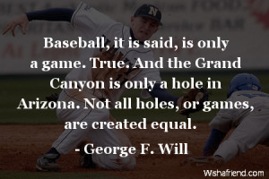 Baseball Friendship Quotes