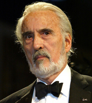 Christopher Lee Movie Quotes