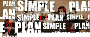 Simple Plan Facebook cover
