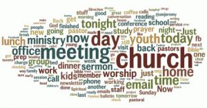 Pastor's 24 Report #pastors24