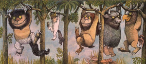 ... wild things of maurice sendak s where the wild things are you might