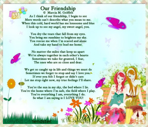 Friends poems, Friends reunited poems, Best friend quotes
