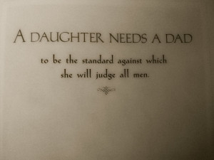 the best daddy ever!Roll model..to what a man should be! Dad is not ...