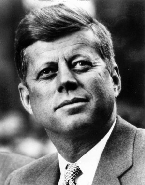 Ask Obama: What Would JFK Do?