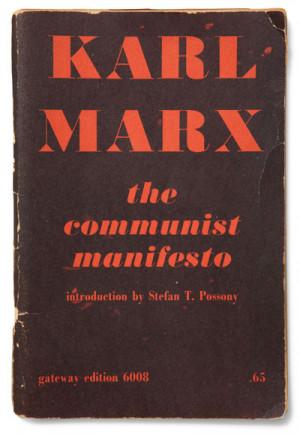Essay on karl marx communist manifesto