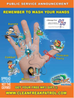 Hand Hygiene For Kids picture