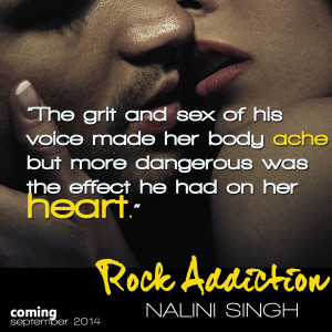 it's amazing. Fox is everything you'd expect from Nalini Singh. An ...