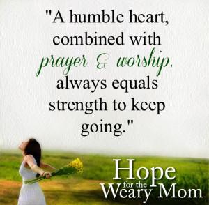 humble heart