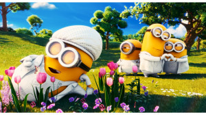 Download Romantic Minions Love Romance HD Wallpaper. Search more high ...