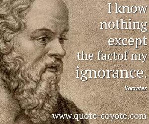 Socrates Quotes And Sayings