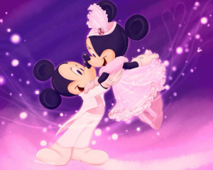 Mickey and minnie remake by chico-110