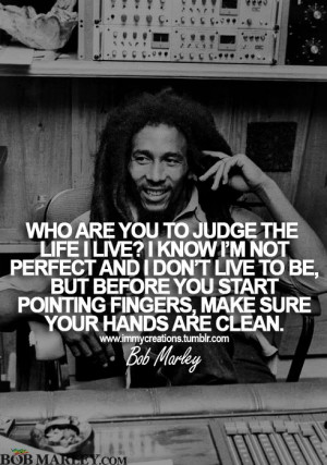 Before you start pointing fingers make sure your hands are clean ...