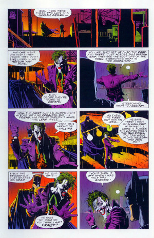 12 Days of Christmas – #10 THE KILLING JOKE