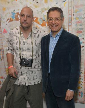 Jeffrey Deitch and Stefan Simchowitz Photostream