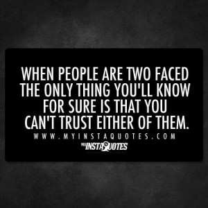 faced Gemini Twins at their worst. If only people, not matter their ...
