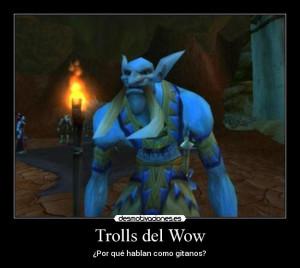 Carteles Trolls Gitanos...