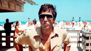 Tony Montana #Scarface #Al Pacino #Gangster Movie #80s Fashion