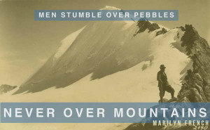 The 38 Best Quotes About Mountains, Climbing