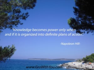 Collection of Diligence & Ambition Quotes, Author Napoleon Hill