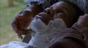 The Color Purple Movie Quotes | Shaving Mister from The Color Purple