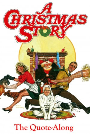 CHRISTMAS STORY Quote-Along