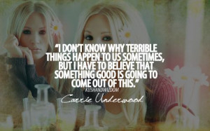 ... Carrie Underwood Soul Surfers, Country Quotes, Carrie Underwood Quotes