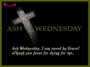 ash wednesday alter color