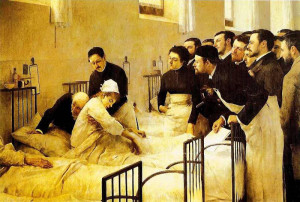 UNDER THE HIPPOCRATIC OATH - Paintings