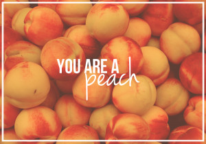 Printable: Fruity Quotes