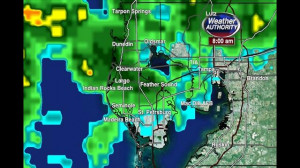 Tampa Florida Weather Radar Now