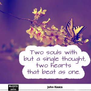 Quotes about love / famous love quotes with pictures - John Keats ...