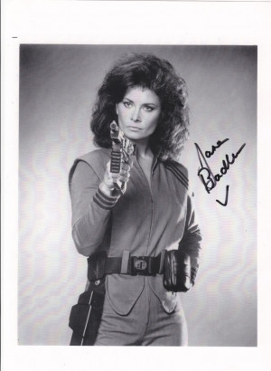Jane Badler Images Gallery