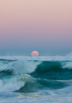 pretty summer hipster nature beach waves ocean sea vertical