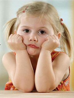 Sad Baby Wallpaper 240x320 baby, cute, girl, sad,