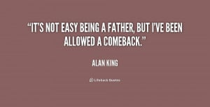 Not Being a Father Quotes