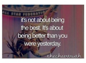 Great Cheerleading Quotes
