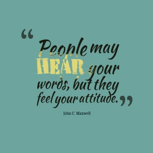 John Maxwell Quotes On Attitude