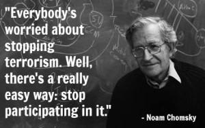 The Ten Best Noam Chomsky Quotes