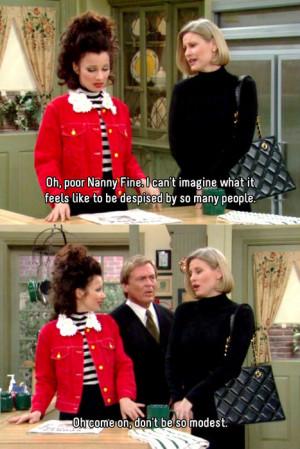 The Nanny The Nanny- quote