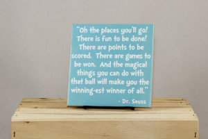 Oh The Places You'll Go - Dr. Seuss - Graduation, retirement, end of ...