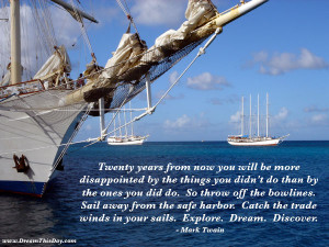 inspirational quotes and sayings by mark twain
