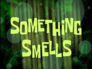 Something Smells - The SpongeBob SquarePants Wiki