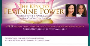 The Feminine Power – 'The Power of Love Movie' & holidays wishes ...