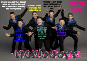 ICONic Boyz Who Has A Best Smile